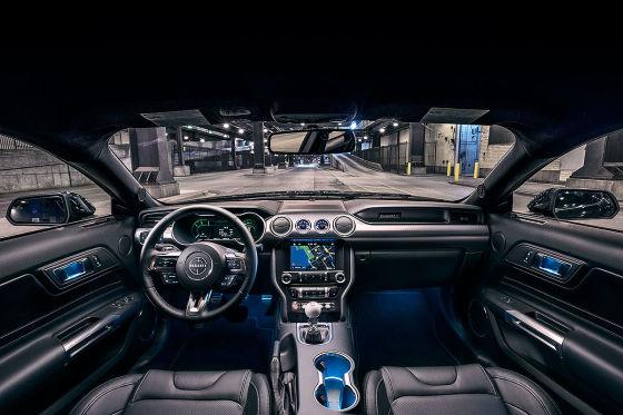 2018 Mustang Bullitt >> Ford Mustang Bullitt (2018): Motor, Ausstattung, alle Infos - autobild.de