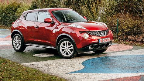 Nissan Juke: Gebrauchtwagen-Test