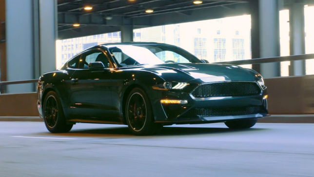 Ein Kult-Mustang kommt zurück