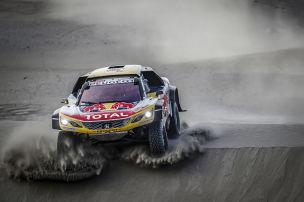 Rallye Dakar: Halbzeit