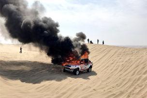 Dakar 2018 ist echter Motorsport