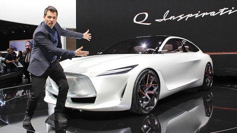 Detroit Auto Show (NAIAS) 2018: Tops und Flops
