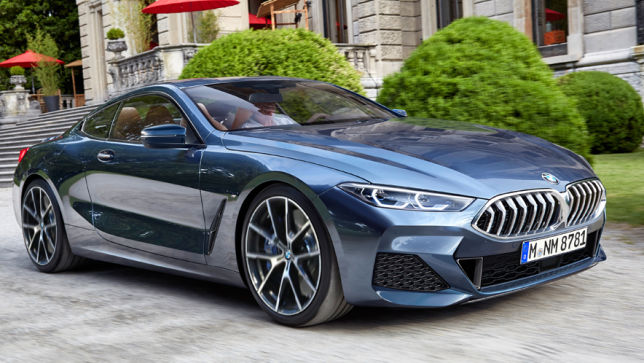 Video Bmw 8er G17 2018 Autobild De