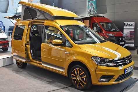 VW Caddy Maxi als Reimo Camp (2018): Preis