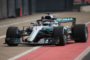 Formel 1: Mercedes W09 EQ+ Power
