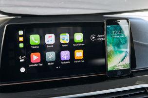CarPlay: Bei BMW nur im Abo