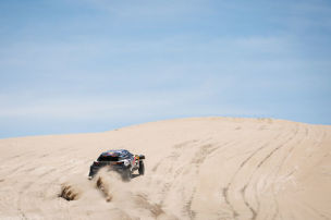 Rallye Dakar: Sainz mit Defekt