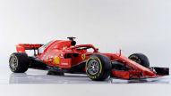 Formel 1: Ferrari SF71H