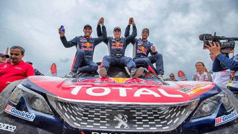 Rallye Dakar 2018: BFGoodrich