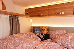 Spar-Suite mit Super-Bett