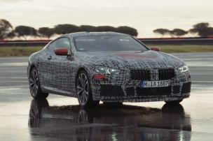 BMW 8er G17 2018 Bilder Motoren Preis Teaser