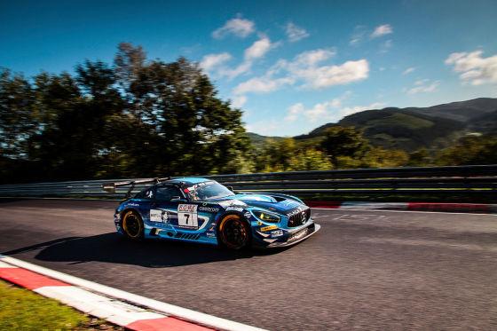 Der schnellste Kundensportler von Mercedes