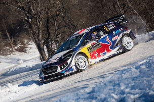 Rallye WM: Sainz jr. schnuppert WRC-Luft