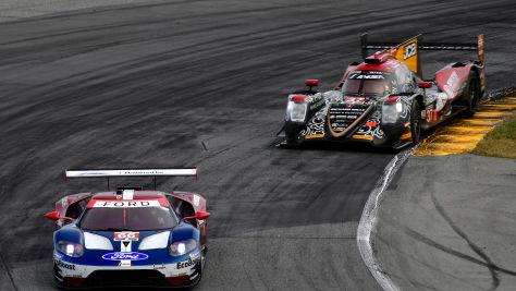 Daytona: Ford gewinnt GT-Klasse