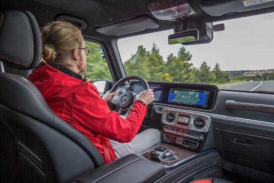 Alle Infos zum Mercedes-AMG G 63