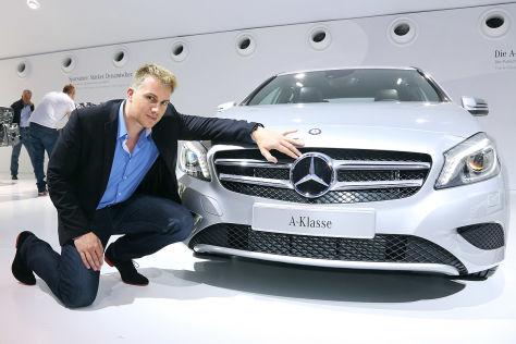 Neue Mercedes A-Klasse: Kommentar
