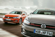 VW Polo GTI/VW Polo TGI: Test