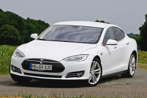 Elektrofahrzeuge Carsharing
