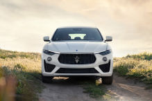 Maserati Levante GTS (2018): Erste Infos, Erlkönig