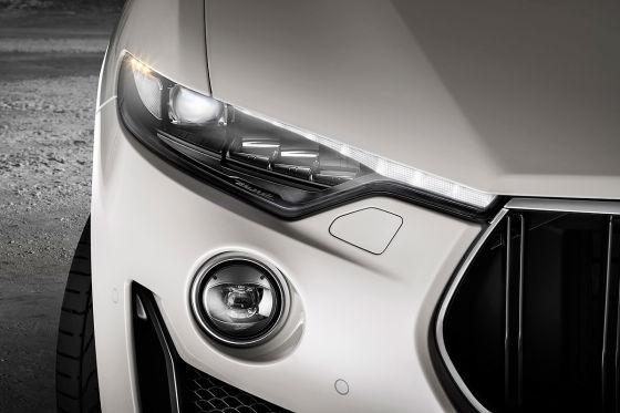 Quattroporte-V8 im Levante GTS