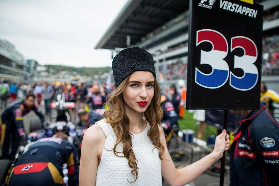 Keine Nummern-Girls mehr für Vettel und Co.