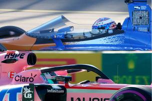 Baut auch die F1 auf Shield um?