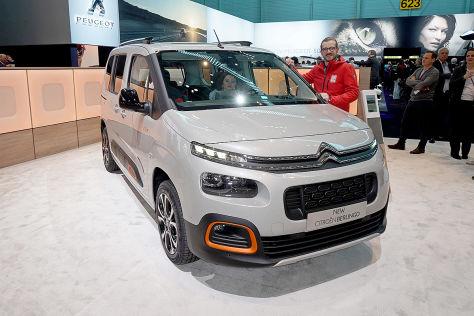 Citroën Berlingo (2018): Alle Infos