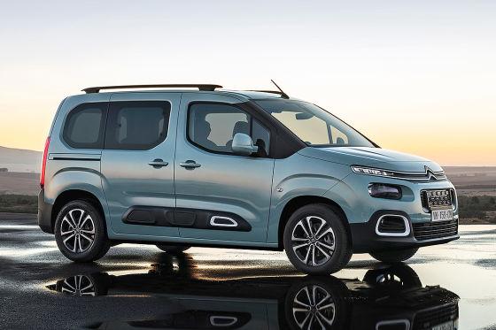 Citroen 2019 >> Citroën Berlingo (2018): Preis, Motoren, Test, Daten - autobild.de