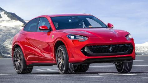 Ferrari Autobild De