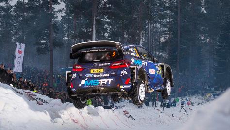 Rallye WM: Vorschau Schweden
