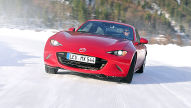 Aktion: Mazda Winter-Challenge