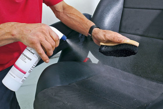autositze reinigen tipps. Black Bedroom Furniture Sets. Home Design Ideas