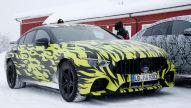 Erlkönig des AMG GT4 gesichtet