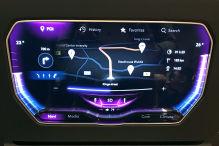 Der Touchscreen wird 3D