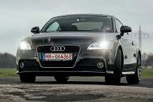 Audi TT Coupé (8J): Gebrauchtwagen-Test