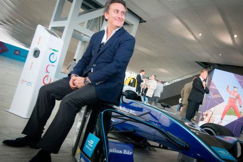 Formel E: Serienchef Agag im Interview