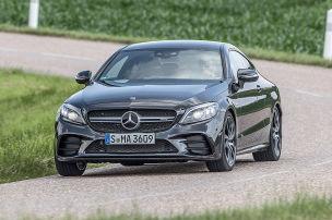 Mercedes-AMG C 43 Coupé (2018): Test