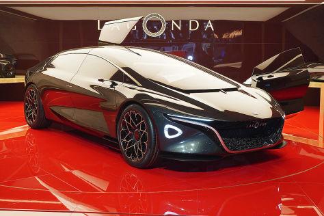 Aston Martin Lagonda Vision Concept: Alle Infos