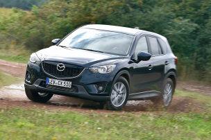Mazda CX-5: Gebrauchtwagen-Test