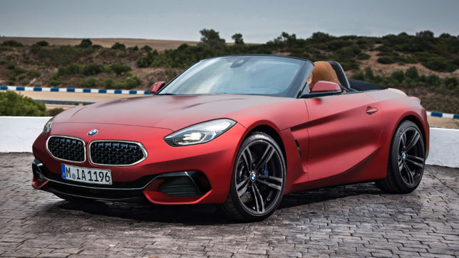 Video Bmw Z4 2018 Autobild De