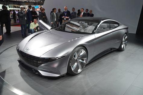 """Hyundai """"Le Fil Rouge"""" Concept Car (2018): Alle Infos"""