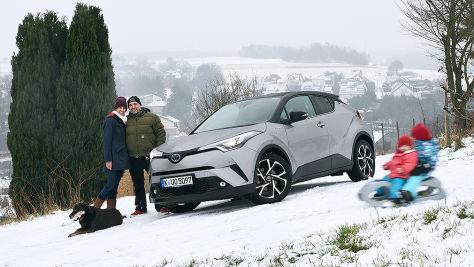 Toyota C-HR Hybrid-Challenge