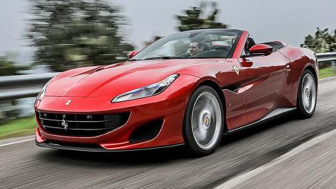 Ferrari Portofino (2018): Test, Alle Infos