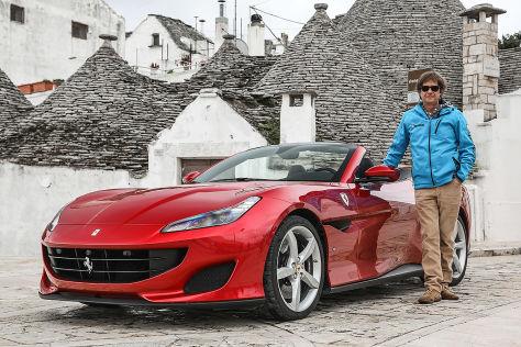 Ferrari Portofino (2018): Test