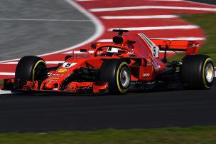 Trotz Bestzeit: Vettel skeptisch