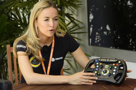 Formel-1-Fahrerinnen