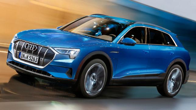 Audis erstes E-SUV