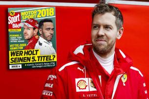 Formel 1: Vettels private Einblicke