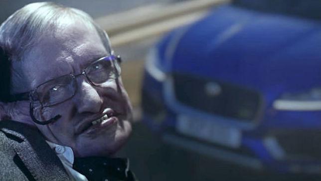 """Hawking als """"Bösewicht"""""""