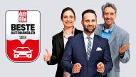 Deutschlands beste Autohändler 2017